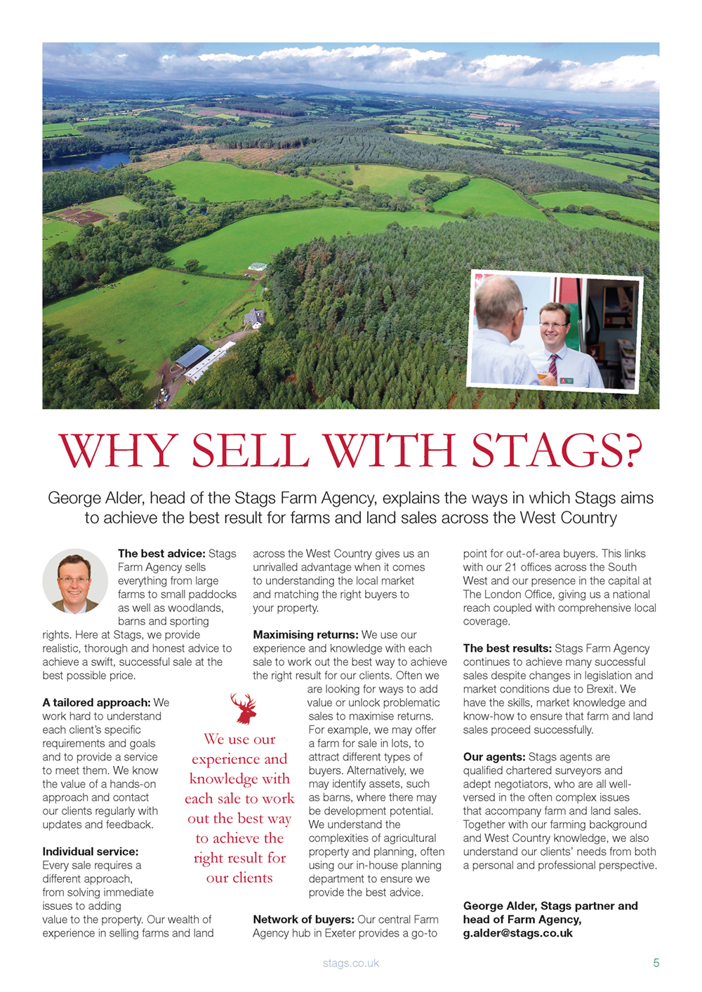 Stags Farms and Land Brochure